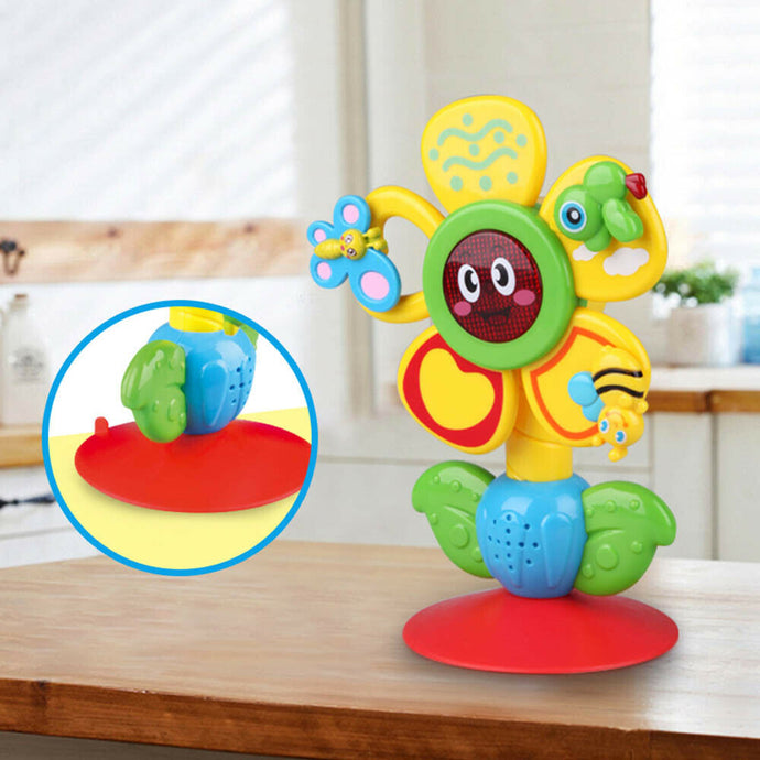 Multi-touch Rotating Flower  Ferris Wheel  Toy - Litte Zoe Boutique