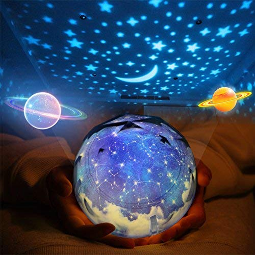 STARRY SKY NIGHT LIGHT MAGIC PROJECTOR - Litte Zoe Boutique