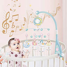 Load image into Gallery viewer, Baby Musical Crib Mobile - Litte Zoe Boutique