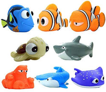 Load image into Gallery viewer, Finding Dory  Bath toys - Litte Zoe Boutique