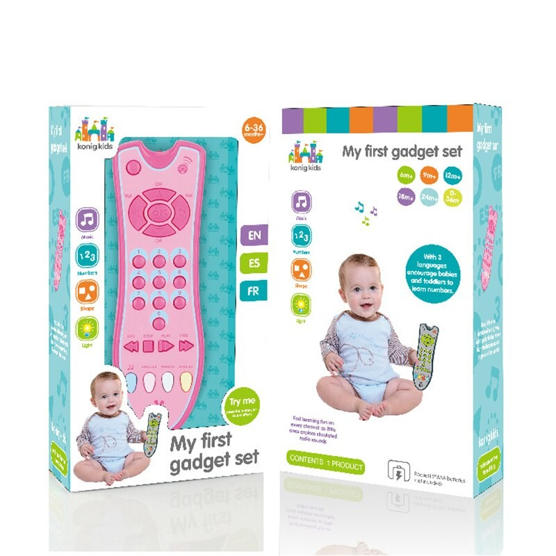 Remote Control Toy For Babies - Litte Zoe Boutique