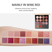 Load image into Gallery viewer, MYSTERIOUS EGYPT 16-COLOR EYESHADOW PALETTE - Litte Zoe Boutique
