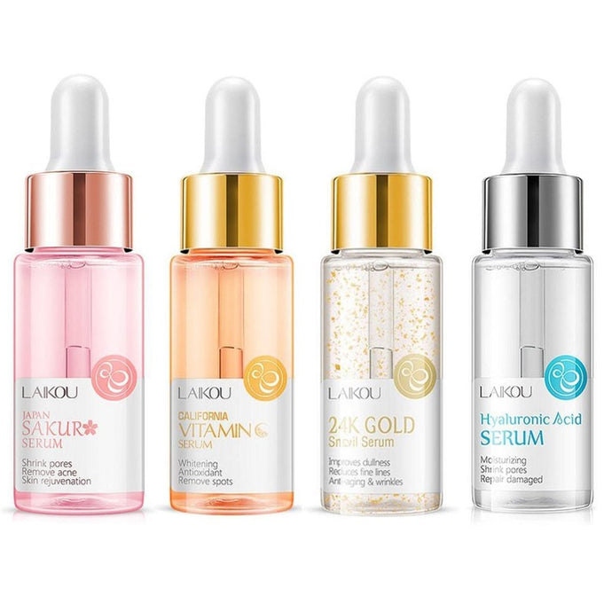 Gold Snail & Vitamin C Whitening  Face Serum - Litte Zoe Boutique