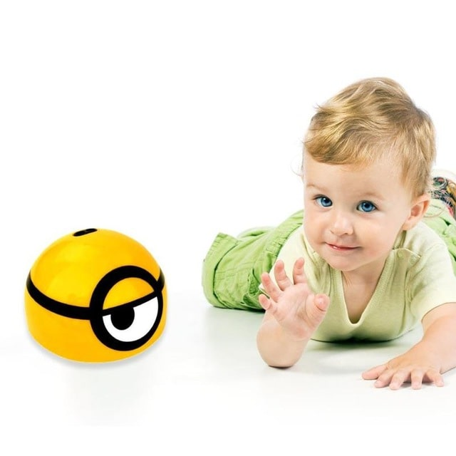 Intelligent Cute Runaway Little Yellow Man Toy - Litte Zoe Boutique