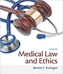 Medical Law and Ethics (5th Edition)