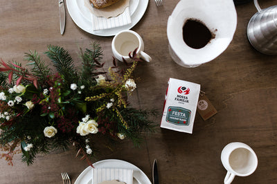 Festa Holiday Blend 2020 has Arrived & Supports Young Farmers!