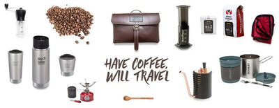 Have Coffee, Will Travel Giveaway