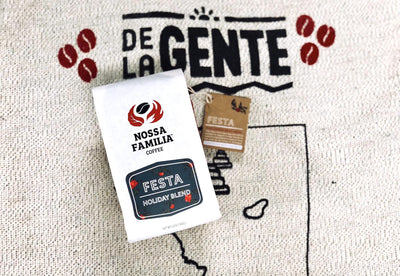 Festa Holiday Blend 2019 has Arrived!