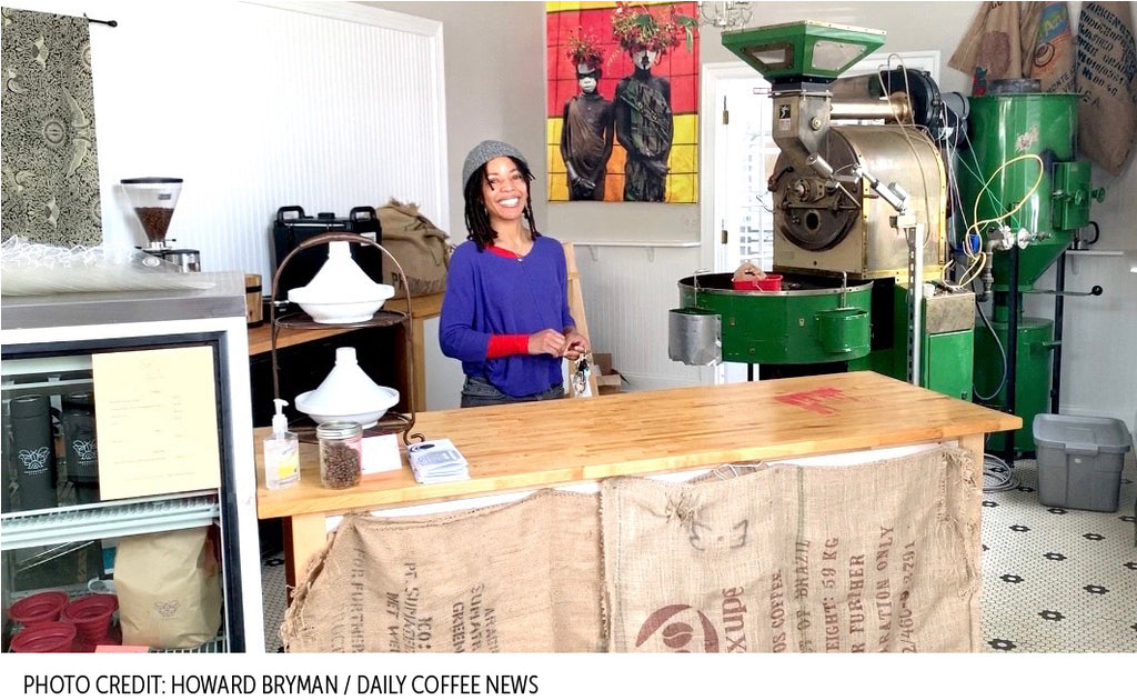 Southeastern Roastery Daily Coffee News Howard Bryman