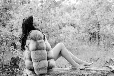 Can You Wear Your Real Fur Coat in The Rain?