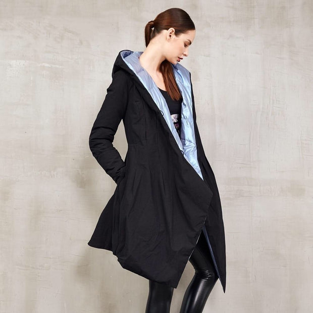 Eliana Reversible Down Coat