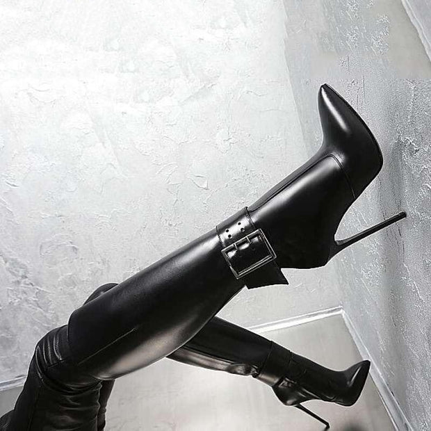 Trinity Leather Boot