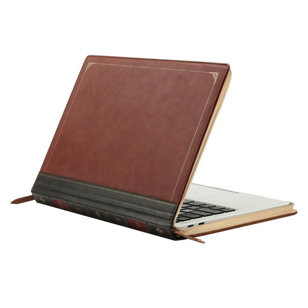 Vintage Classic Laptop Case for Macbook Air 13 and  Macbook Pro 13 - THE BENJAMIN ORGANIZATION