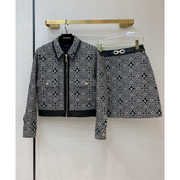 Since 1854 Two Piece Skirt Set