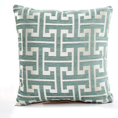 Tammy Sills Green Pillow cover