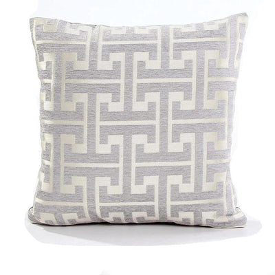 Tammy Sills Gray Pillow cover