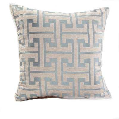 Tammy Sills Mint Green Pillow cover