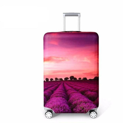 Abundant Field Luggage Cover - F / S - Luggage covers