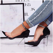 Adelina - Ankle Strap Pump - women's Shoes