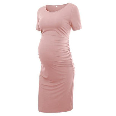 ANGEL - Maternity Bodycon Dress - pic 11 / L - women's