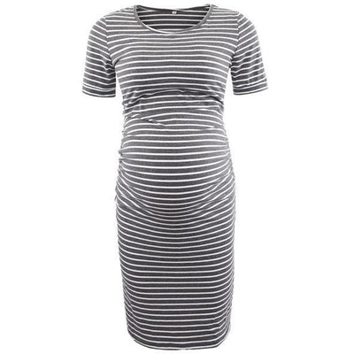 ANGEL - Maternity Bodycon Dress - pic 16 / L - women's