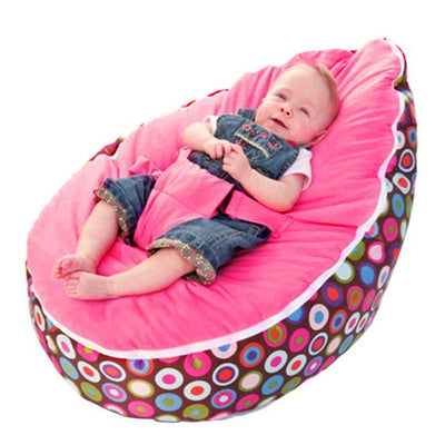 Baby Bean Bag Chair - Pink - Kids Furniture