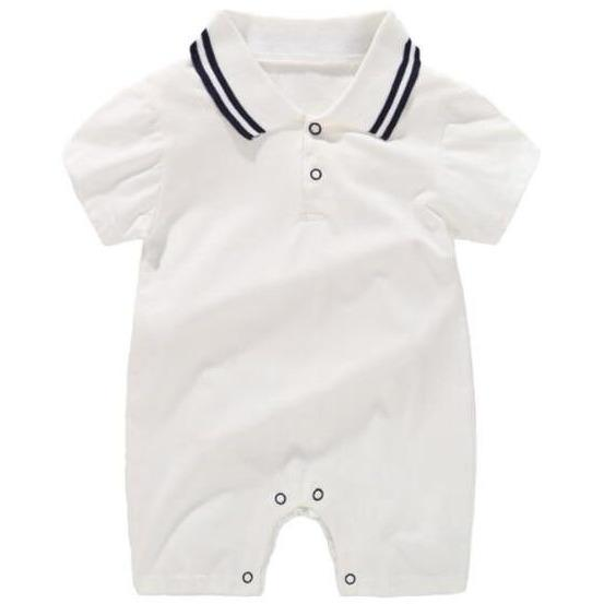 Boy's Romper - baip / 6M - Baby Boys clothing