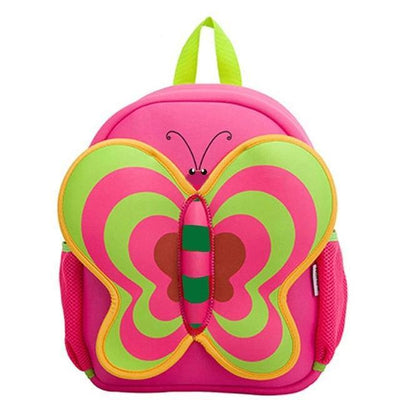 Butterfly Backpack with 3D Wings - children's bags