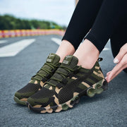 Camouflage Women's Sneakers - women's Shoes