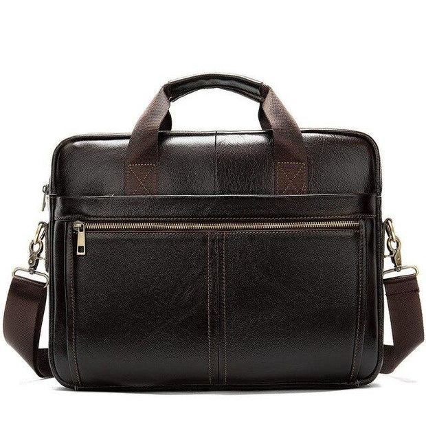 Canal - 8572G3darkcoffee - Briefcases