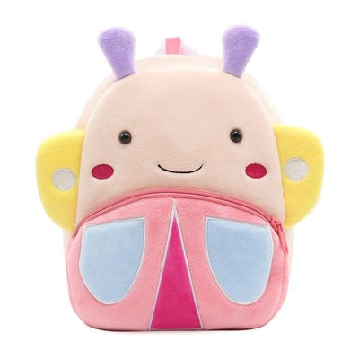 Children's Plush Mini Animal Backpack - children's backpacks