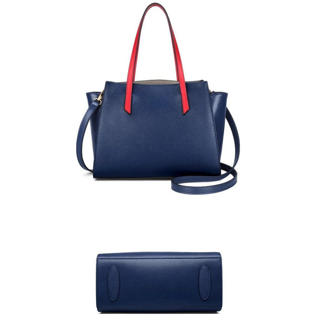 Chloe Blue Shoulder Bag - Shoulder bags