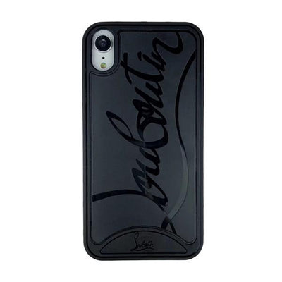 Christian Louboutin Premium Phone Case Full Black - for