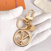 Circle Bag Charm and Key Holder - Women's Bags