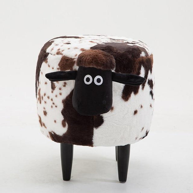 Cow Stool - stools and ottomans