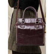 Daisuke- The Grand Organizer Bag - Coffee - Women's Bags
