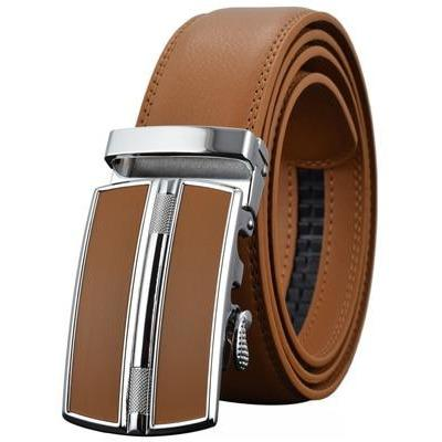 Daniel - Light Brown / 120CM - Men's belts