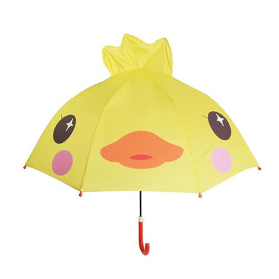 Duck 3D Umbrella - Kids Umbrellas