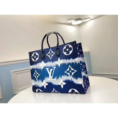 ESCALE ONTHEGO GM - Blue - WOMEN'S BAG