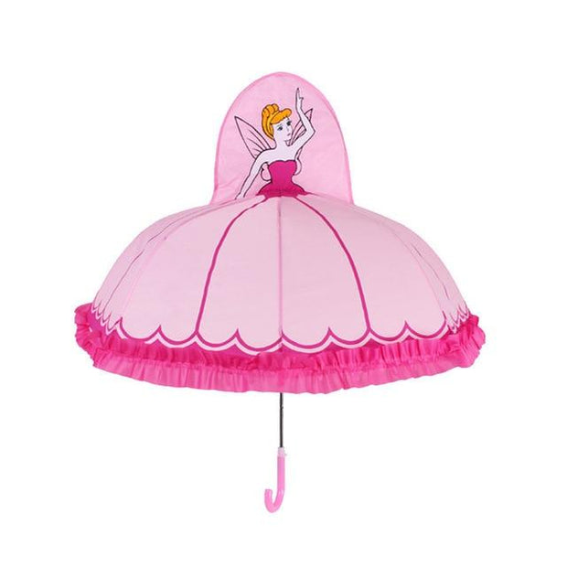 Fairy 3D Umbrella - Kids Umbrellas