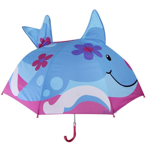 Fish 3D Umbrella - Kids Umbrellas