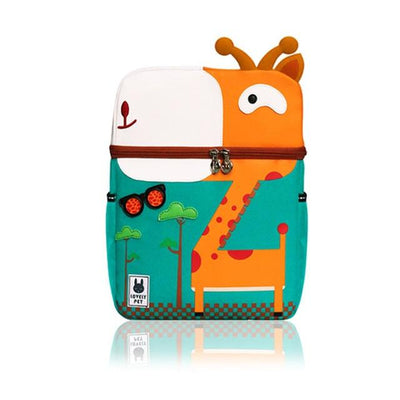 Giraffe 3D Cartoon Backpack - children's bags