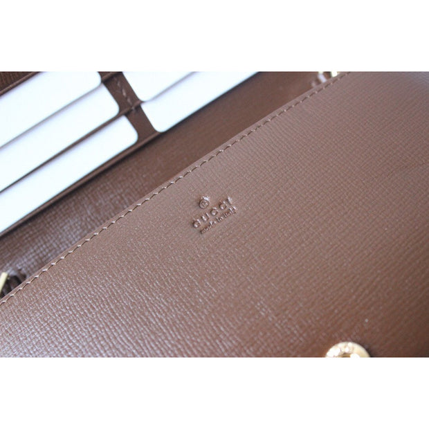 Horsebit 1955 wallet with chain - Women's Bags
