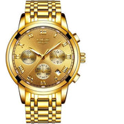Iconic Link-Gold - Full yellow S / China - men's watches