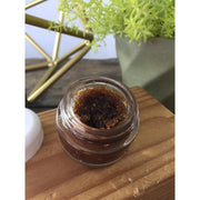 Organic Chocolate Lip Scrub Flaky Chapped Lips - THE BENJAMIN ORGANIZATION