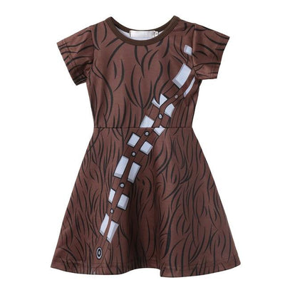 JESSIE - Maui Girls Character Dress - Maui / 2T - girls