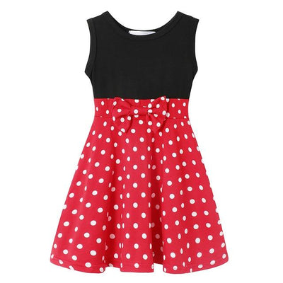 JESSIE - Minnie Mouse Girls Character Dress - Minnie 1 / 2T