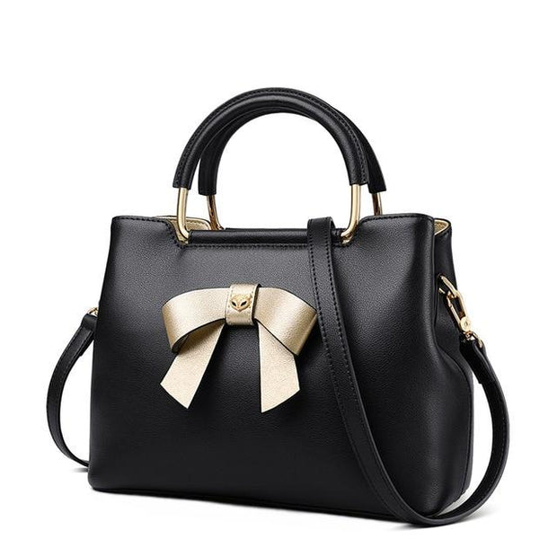 Katie Bow Tote - Handbags