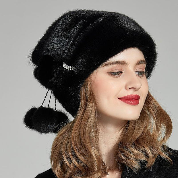Lady Alyssa - Womens Winter Hat's