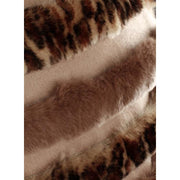 Lady Spencer Cashmere and Rex Rabbit Fur Scarf - women's
